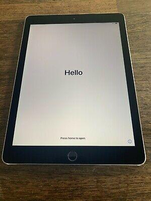 Apple iPad Air 2 64GB, Wi-Fi, 9.7in - Space grey A1566