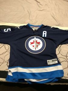 Jets home Jersey