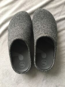 Fitflop clog wool size 7
