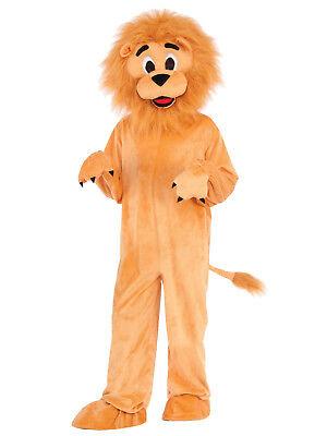 Child Mascot Costumes (Mascot Lion - Child Mascot)