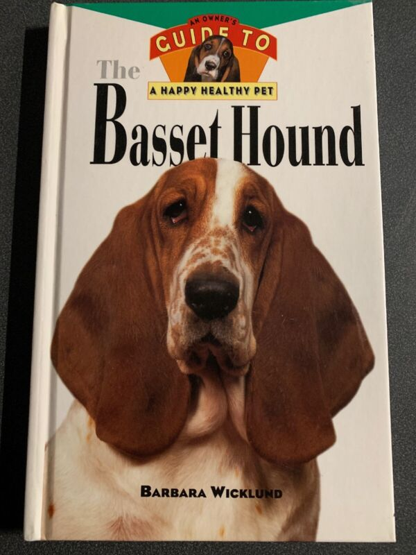 Bassett Hound - 4 Book Lot