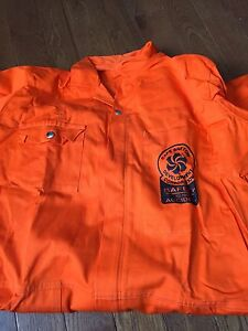 Orange Coveralls (new)