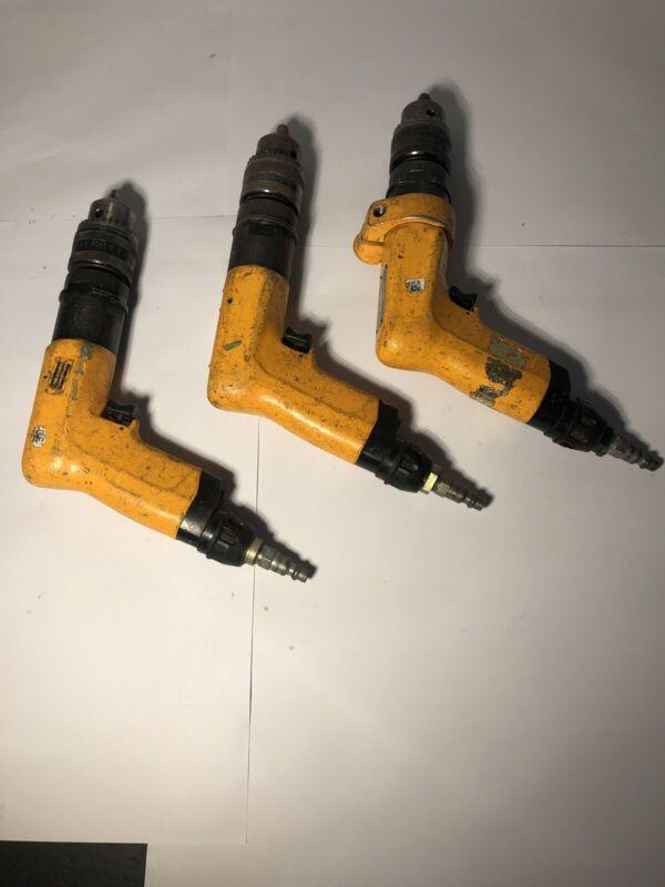 (3) Atlas Copco LBB34 H007 Drills