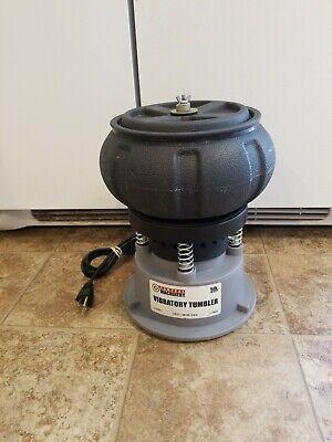 Vibratory Tumbler 5 Pound Capacity Tumbler Only