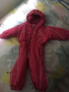 Toddler Snow jump suit size 1 Cessnock Cessnock Area Preview