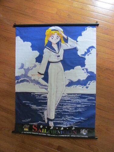 Sailor Moon Tsukino Usagi Tapestry from 1998