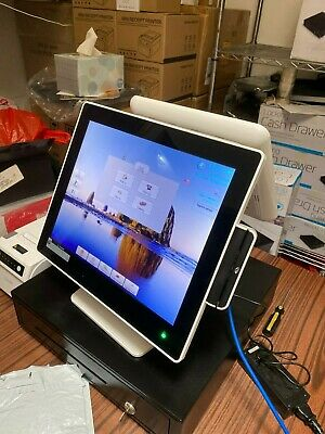 Posbank Intel Core I5 6200u 15 Touchscreen All In One Pos System Point Of Sale