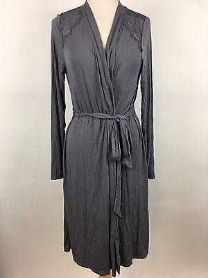 Jessica Simpson Nursing Robe Sz Large Maternity Sleepwear Nightgown Breastfeedin