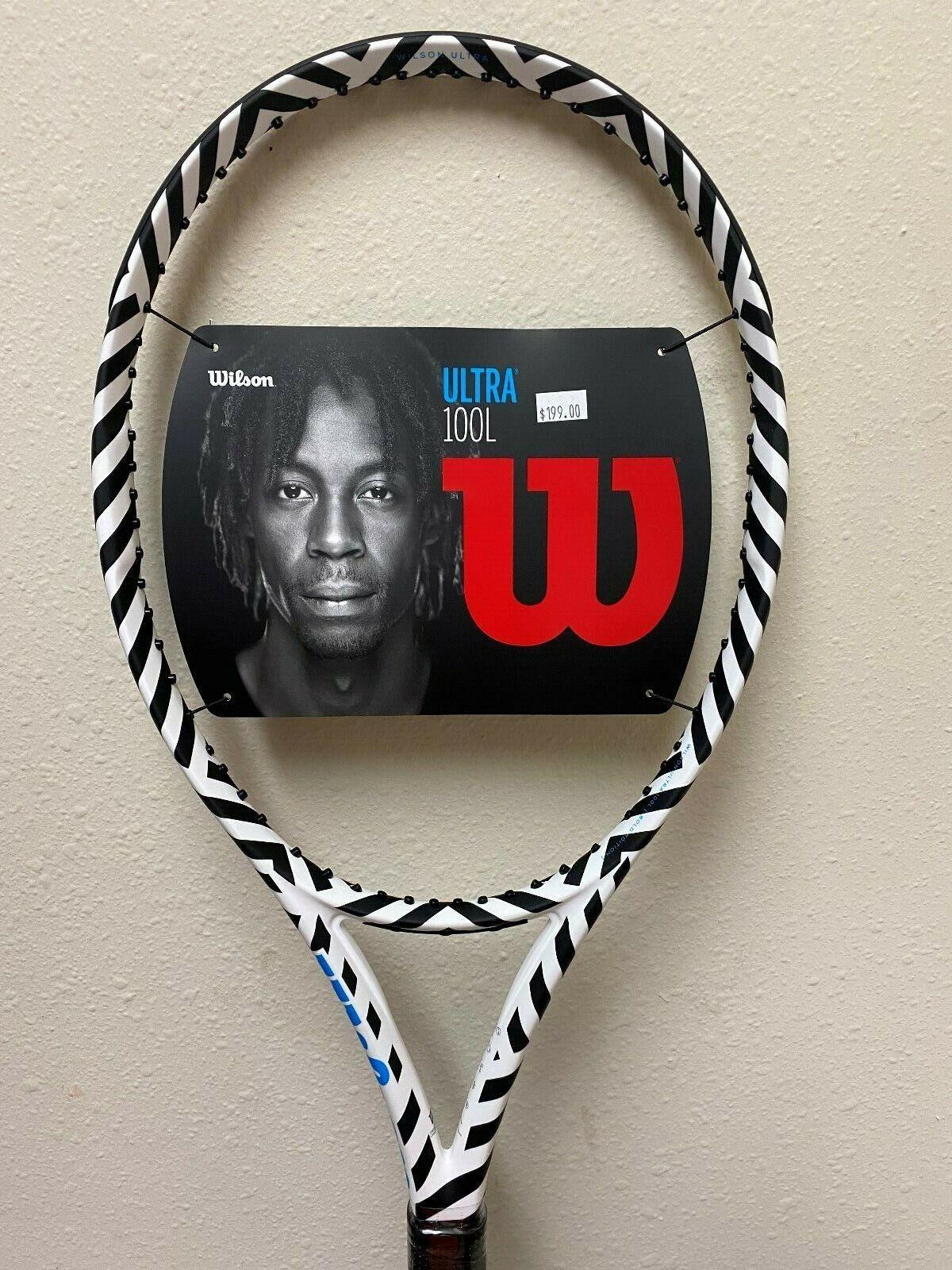 Wilson Ultra 100L Bold Edition Tennis Racquet Grip Size 4 1/
