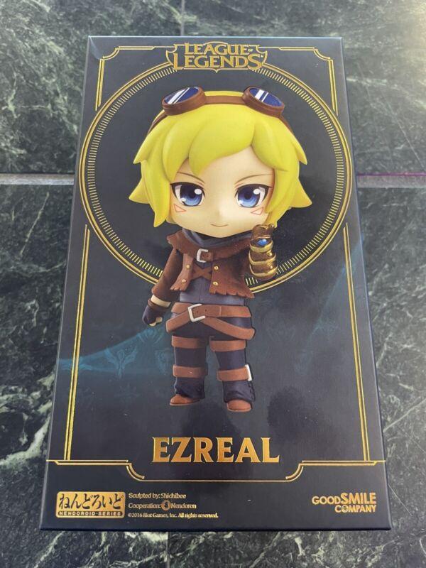 Brand New Factory Sealed LOL League of Legends Ezreal Nendoroid Figure No. 635