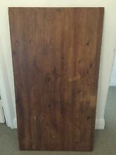 Wood panel/ table top/ used as a bedhead Malvern Stonnington Area Preview