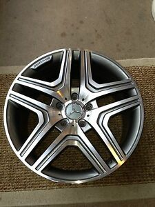 Mercedes benz g55 g550 g500 g65 g63 w463 amg wheels rims 5 for Mercedes benz amg rims for sale