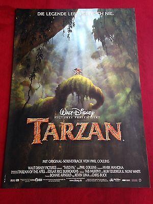 Tarzan Kinoplakat Filmplakat Poster A1, Walt Disney