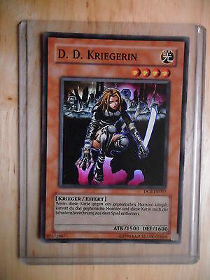 D.D. Kriegerin DR1-DE189 Super-Rare YU-GI-OH LP online kaufen