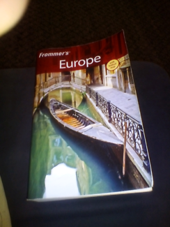 Frommer's Europe guide 2006