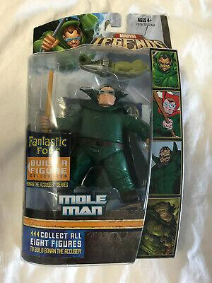 Hasbro Marvel Legends MOLE MAN (Fantastic Four) Ronan the Accuser BAF