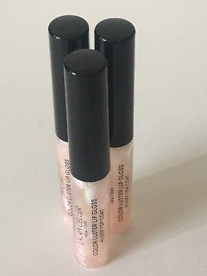 - 1 Laura Geller Color Luster Lip Gloss Hi Def Top Coat Diamond Dust .084 oz. Trav