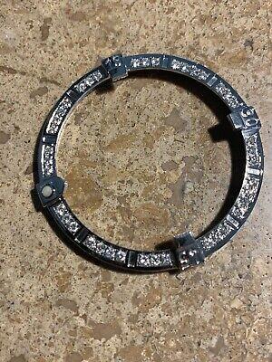 Mens Breitling Super Avenger 48 MM Steel Diamond Bezel