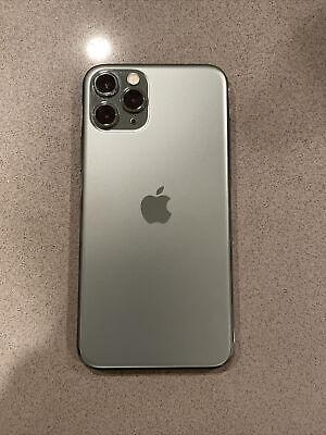 Apple iPhone 11 Pro - 64GB - MidnightGreen (T-Mobile) A2160 (CDMA + GSM)