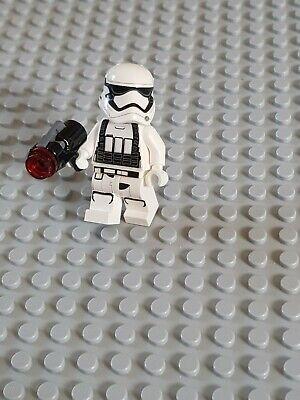 LEGO STAR WARS FIRST ORDER STORMTROOPER HEAVY MIT BLASTER AUS 75132 NEUWERTIG  ()