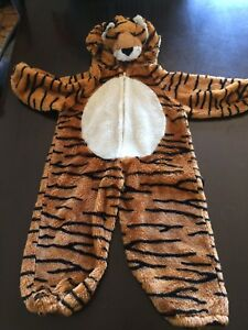Tiger Costume - Size 2 or 3