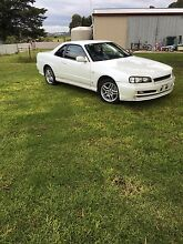 2000 Nissan Skyline Coupe r34 Langwarrin Frankston Area Preview