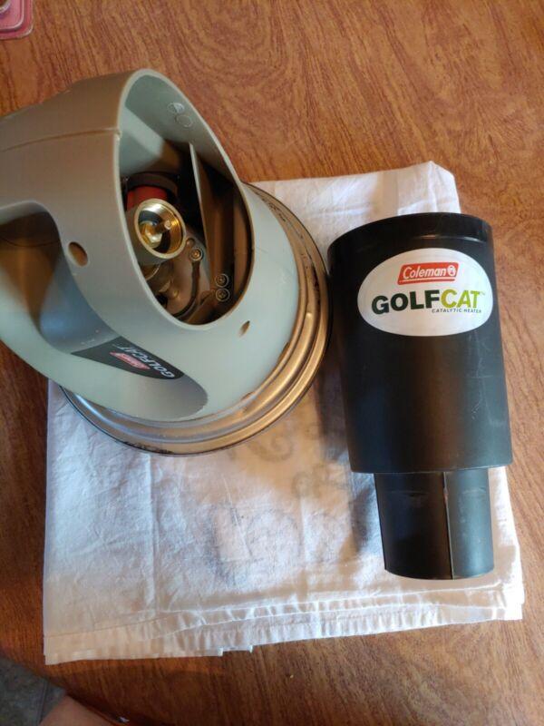 Coleman Golf Cat Catalytic Heater 5036A
