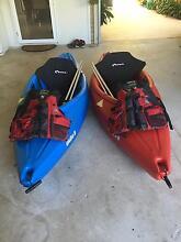 Canoes- 2x Aruba 8 Sundolphin 2.4 m Salamander Bay Port Stephens Area Preview