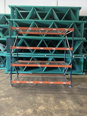 Pallet Rack Racking Shelving Racks Warehouse Teardrop New And Used Beams
