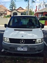 2004 Mercedes-Benz Vito Van/Minivan Prahran Stonnington Area Preview