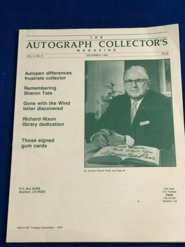 Rare, The Autograph Collector