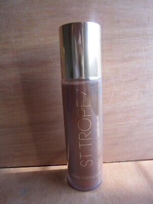 ST TROPEZ SELF TAN LUXE DRY OIL HUILE BRONZANTE 100ML**NEW FREE P&P**