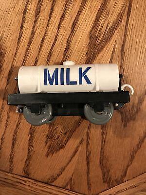 Thomas & Friends Trackmaster Train Milk Tanker Car