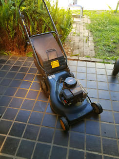 LAWN MOWER DELIVERED