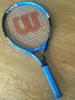 kids tennis racquet