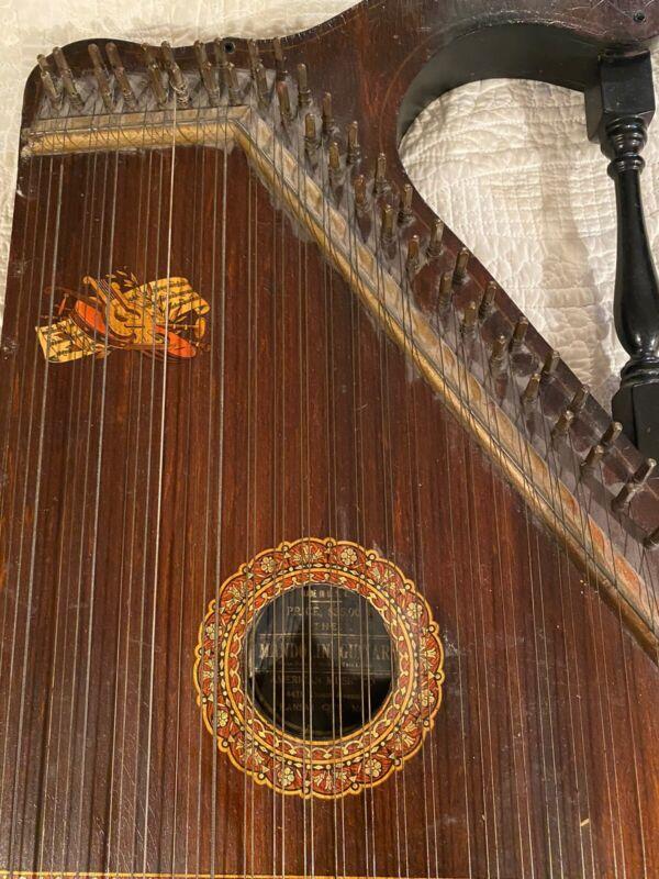 Vintage Mandolin Guitar