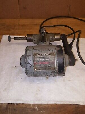 Dumore 8473-210 Series 44-011 Tool Post Grinder 14hp Lots Of Extra Parts