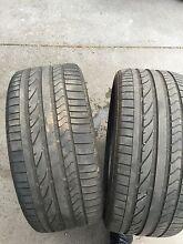 "BMW X5 front tyres 20"" Darlington Mundaring Area Preview"