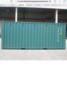 Shipping containers 20' & 40' supplied & delivered to Braidwood Braidwood Palerang Area Preview