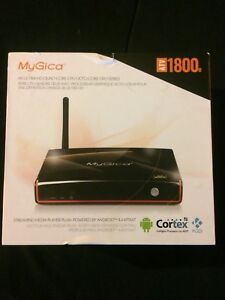 MyGica Android box w/keyboard remote