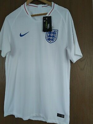 Men's England Football Home Shirt 2018/19 (XLarge) NEW
