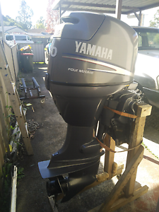 Yamaha 2005 50hp 4stroke Berkeley Vale Wyong Area Preview