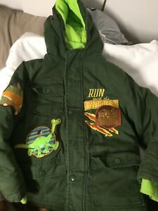 Disney the good dinosaur coat
