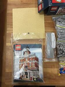 Lego Town Hall 10224 Used Bourke Bourke Area Preview