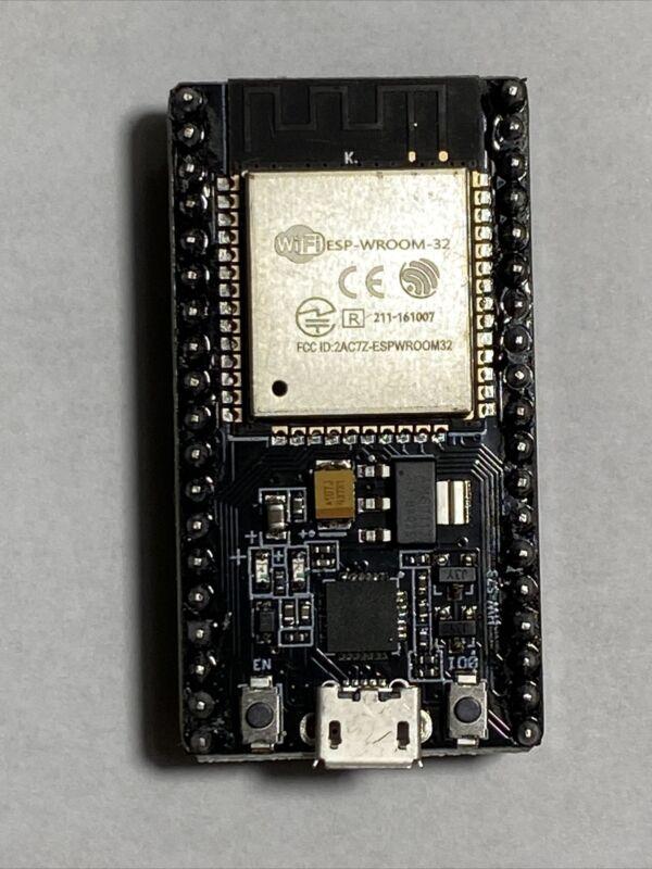 ESP32 32S NodeMCU Arduino Development Board 2.4GHz WiFi+Bluetooth Dual Mode