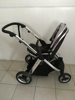 Oyster Max Baby Stroller (double option)