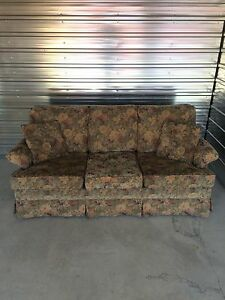 Mint vintage couch