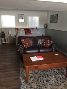 Studio suite with separate keyless entry