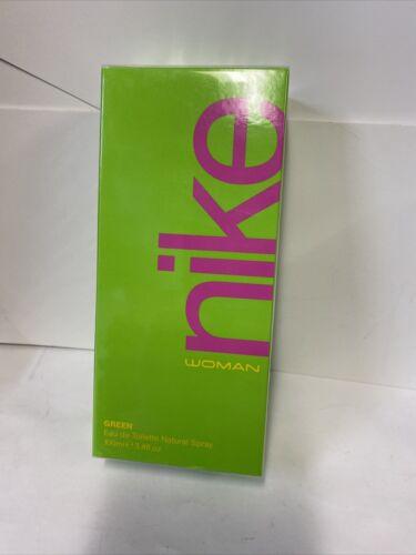 Nike Woman Green Eau De Toilette Spray 3.4 - $29.00
