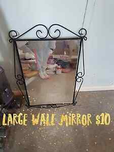 Large wall mirror Molong Cabonne Area Preview